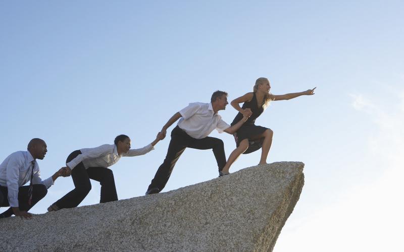 4 bước để kinh doanh thành công