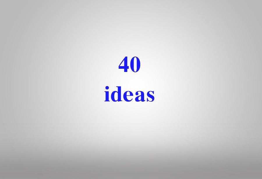 40 ý tưởng kinh doanh nhỏ và vừa với những cách làm giàu ít vốn