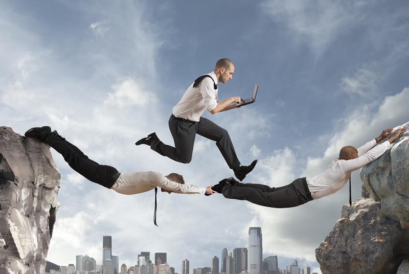 5 giải pháp thành công cho người tầm thường