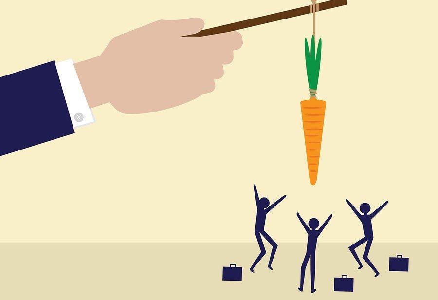 Những cách trích phần trăm cho nhân viên kinh doanh
