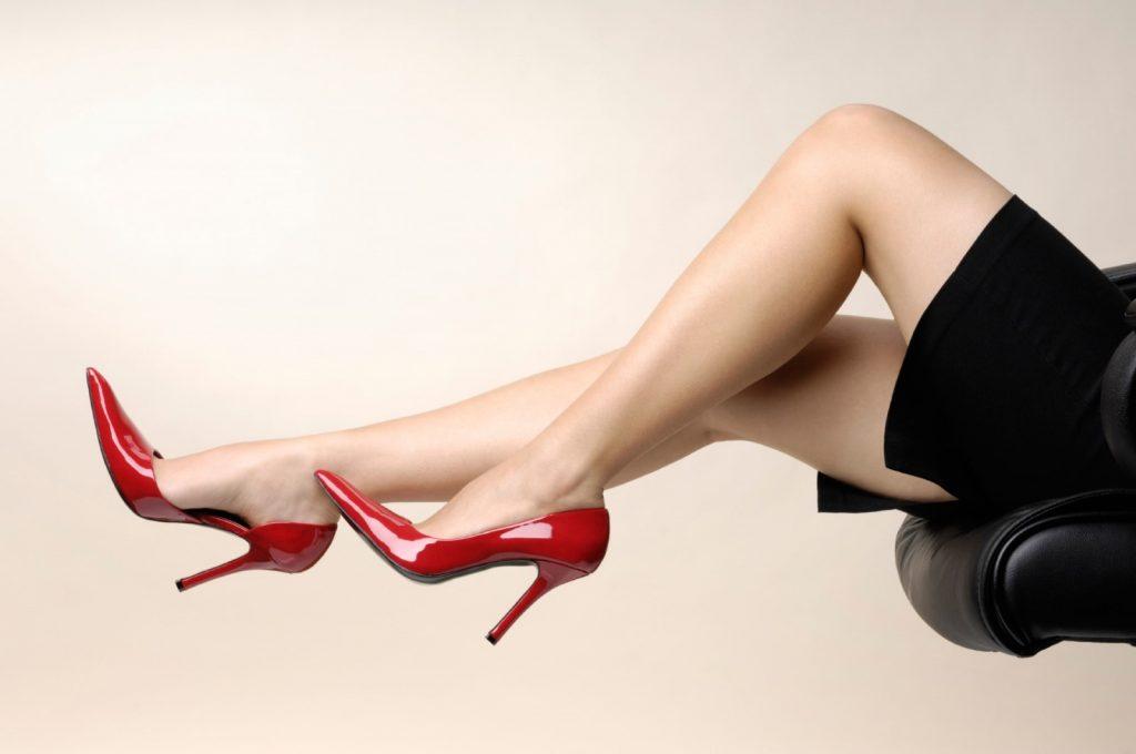 Giày cao gót và đàn bà
