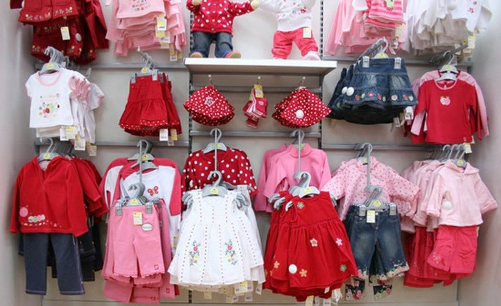Hướng dẫn buôn bán quần áo trẻ em( mặt hàng đang xu hướng)