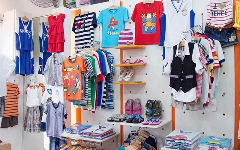 Kinh doanh quần áo trẻ em thị trường tiềm năng ít rủi ro