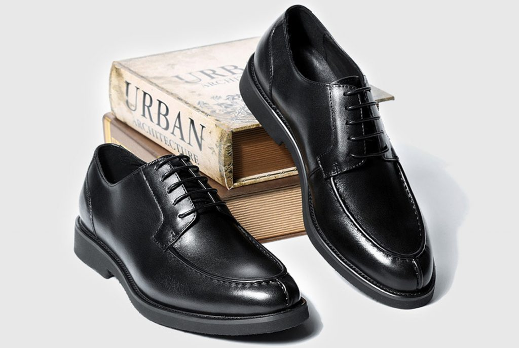 """Mách nước kinh doanh giày da thu lợi nhuận """" siêu khủng"""""""
