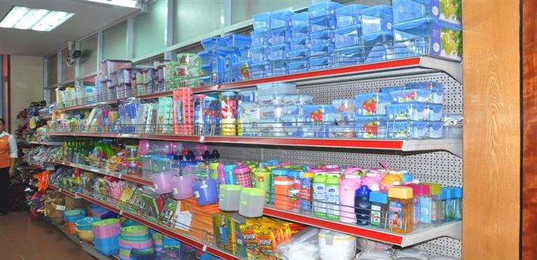 Mở cửa hàng bán đồ gia dụng với số vốn chỉ từ 10 triệu đồng