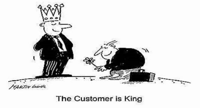 Muốn khách hàng quay lại người kinh doanh cần làm gì?