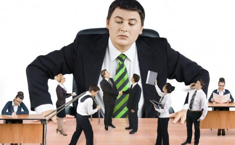 5 Loại ông chủ vĩnh viễn không thành công