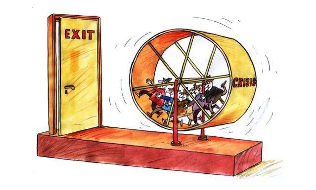 Những cái vòng luẩn quẩn trong kinh doanh của người không biết cách thành công