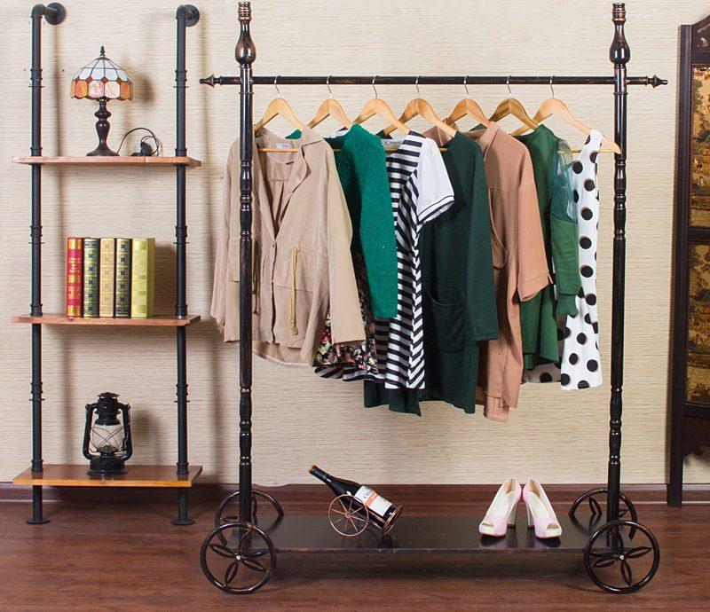 4 cách trưng bày trong Shop quần áo
