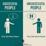 10 khác nhau quan trọng giữa người thành công và người thất bại