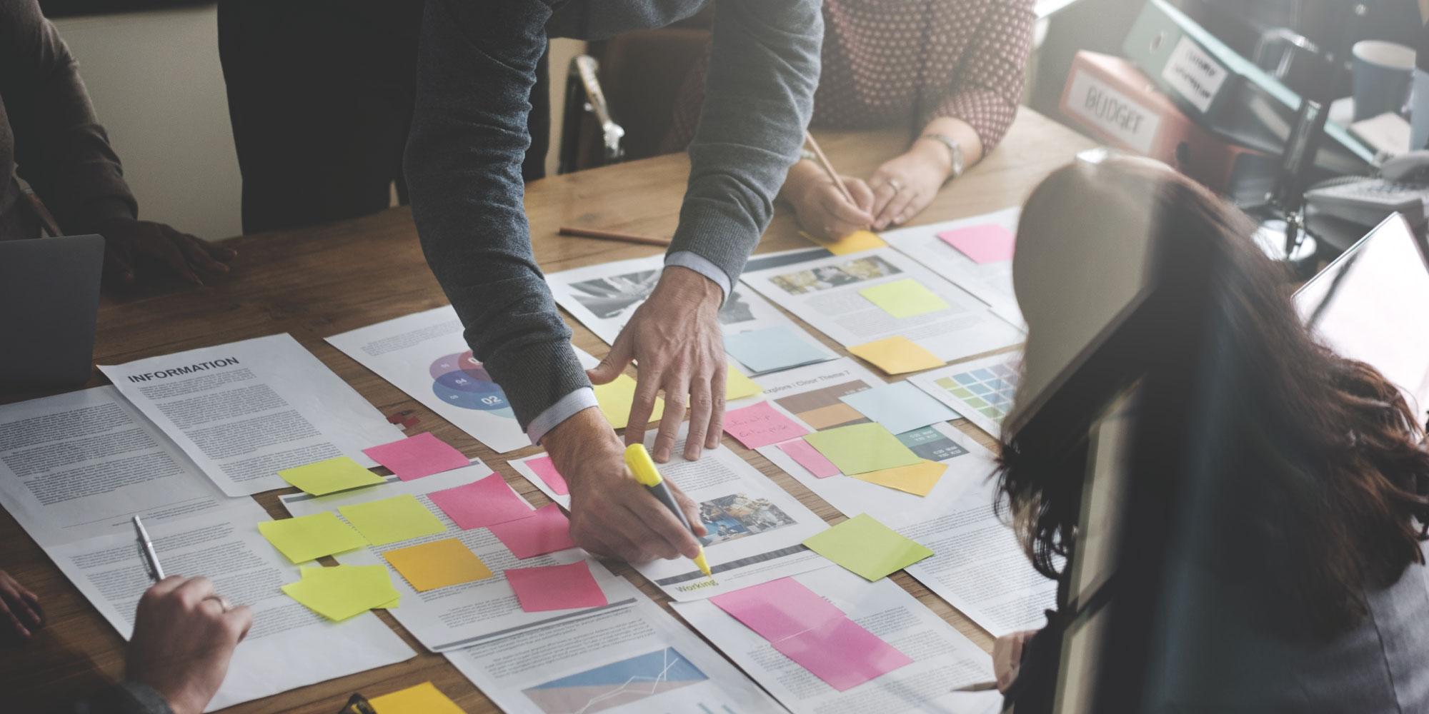 Kết quả hình ảnh cho 8 nội dung của một Chiến lược kinh doanh sắc bén