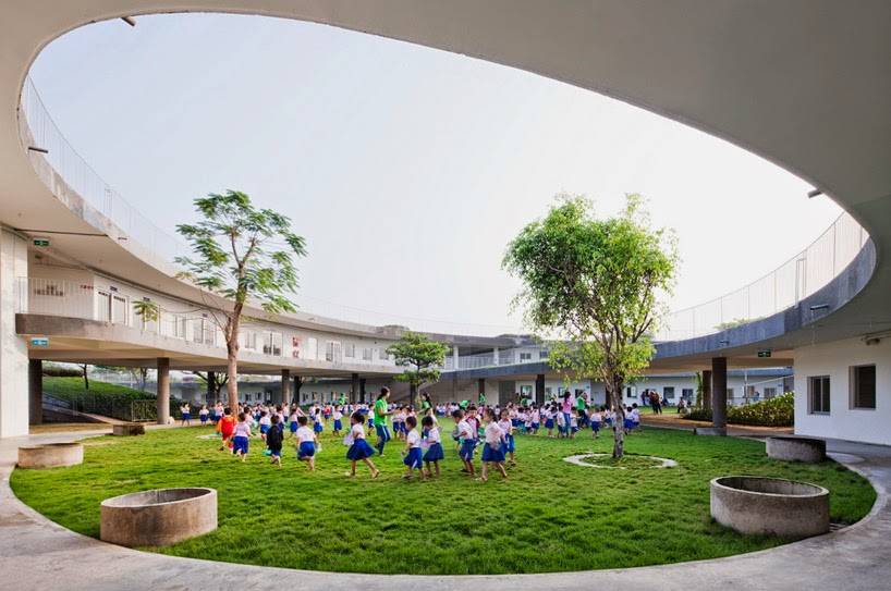 Gần trường mầm non, tiểu học nên Kinh doanh gì?