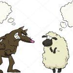 Làm sói thì giàu, làm cừu thì nghèo