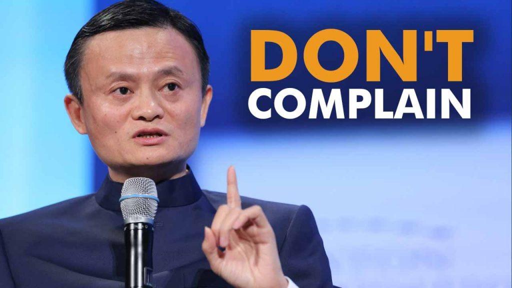 Phần lớn người nghèo tại sao không dám khởi nghiệp? Jack Ma chỉ nói nguyên nhân thực sự  chạm đến đáy tim mỗi người nghèo