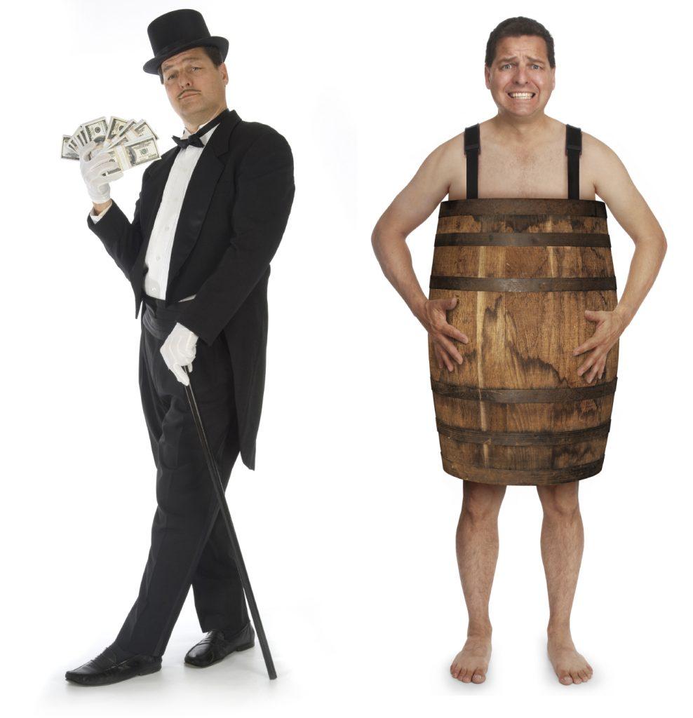 Cách quản lý tiền của người Nghèo và người Giàu khác nhau ở điều gì?