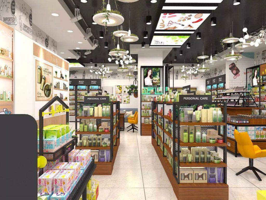 Hướng dẫn trưng bày, sắp xếp hàng hóa trong cửa tiệm