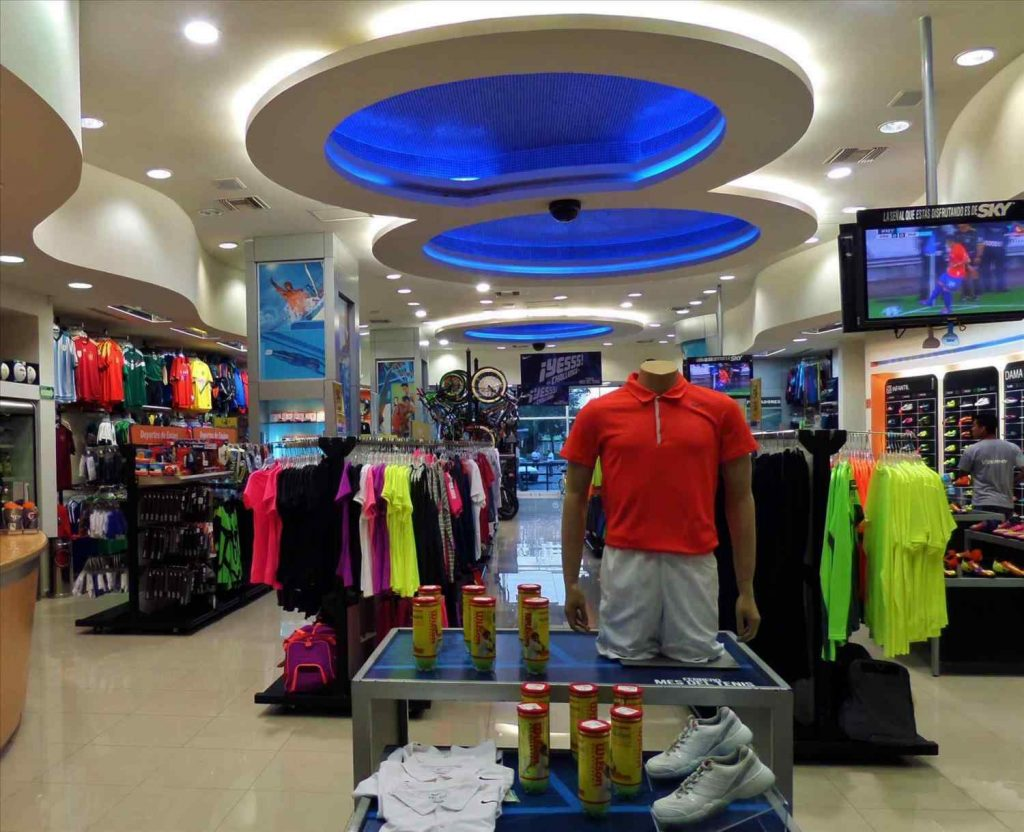 Kinh doanh quần áo thể thao: Bí quyết lựa chọn địa điểm mở cửa hàng