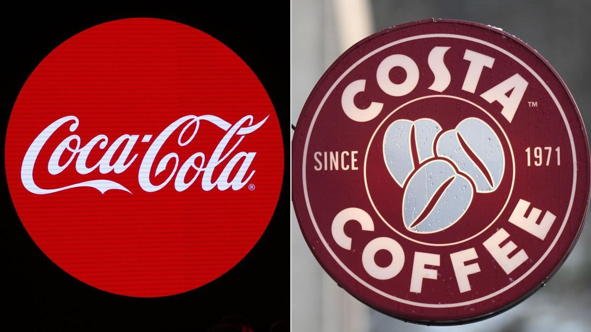 Kết quả hình ảnh cho Coca mua Cafe Costa với giá cao, và mưu lược gì phía sau với Starbuck, Nestle