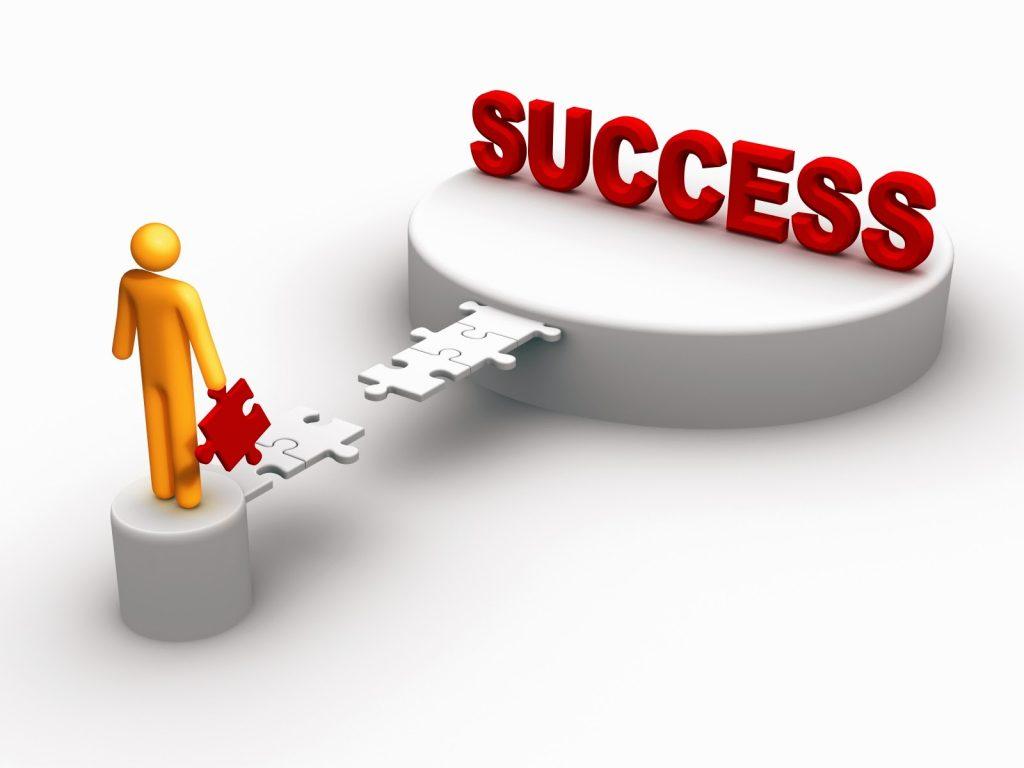 Thành công và giàu có đến từ nội lực bên trong và lòng tin