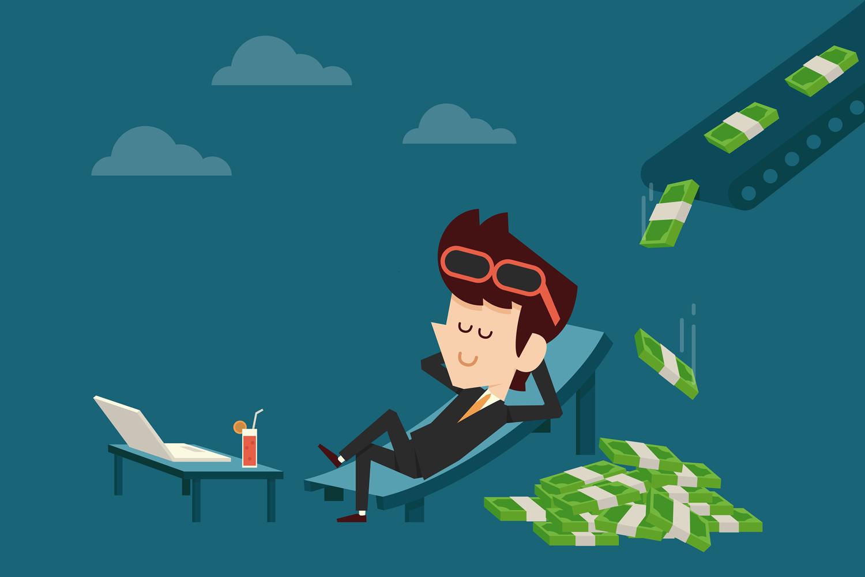 Những ý tưởng và cách tạo thu nhập thụ động
