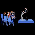 Tuyệt chiêu giúp bạn có được bài phát biểu hay trong các cuộc họp