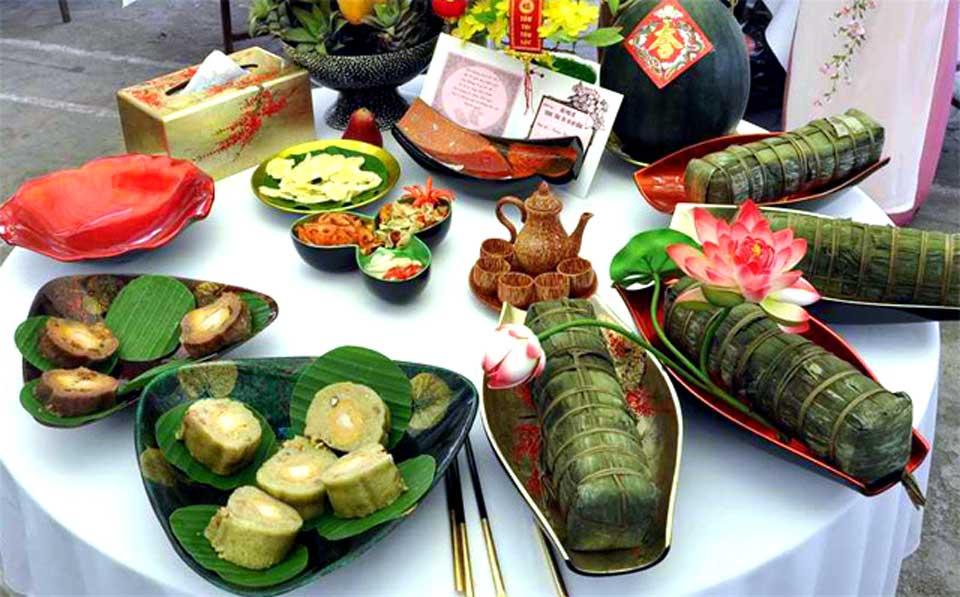 Kinh doanh món ăn ngày tết, chọn mặt hàng là món gì lãi cao?