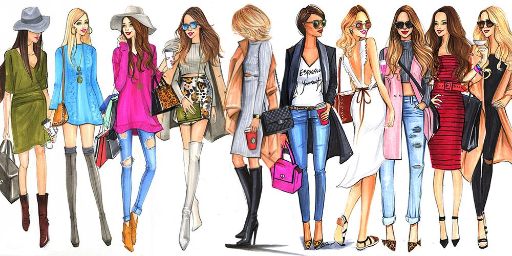 Bí quyết Marketing cho sản phẩm ngành thời trang