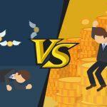 Thành công của người giàu, sự tầm thường của người nghèo, phía sau sự thành công của người giàu là gì?