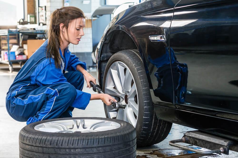 Kinh nghiệm kinh doanh Lốp ô tô-Mở tiệm thay Lốp ô tô