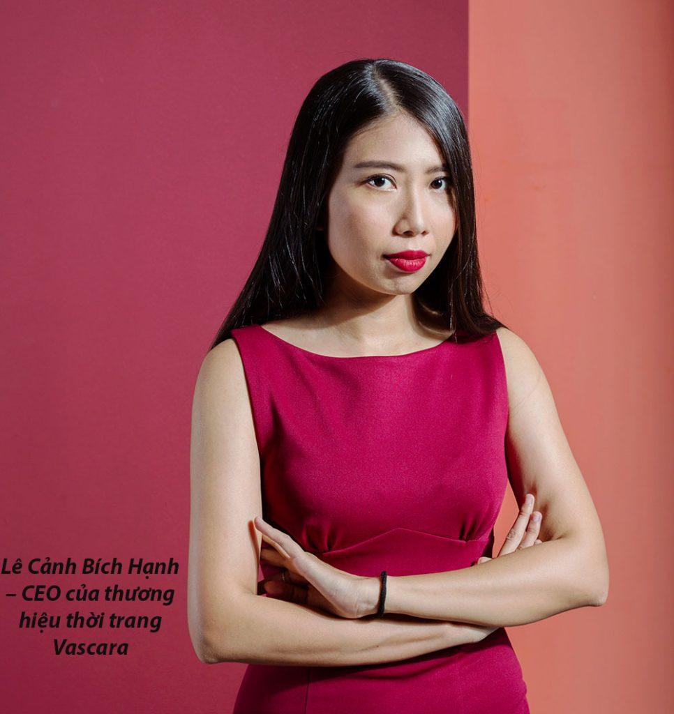 Những nữ doanh nhân trẻ – thành đạt tại Việt Nam