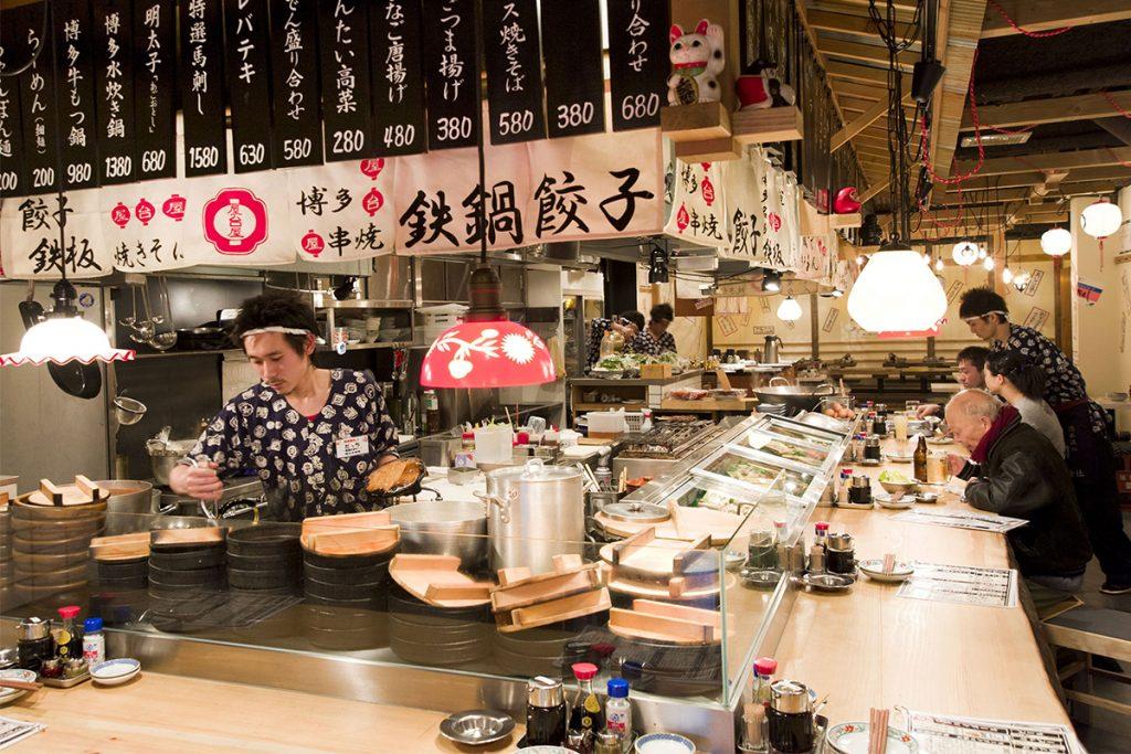 Kinh nghiệm quản lý nhà hàng-quán ăn của người Nhật