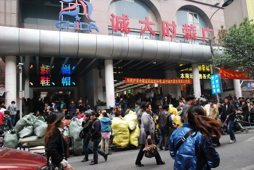 Kinh nghiệm tìm nguồn hàng Trung Quốc và Quảng Châu