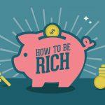 Kiếm 100 triệu 1 tháng- Kinh nghiệm làm giàu của Tỷ phú