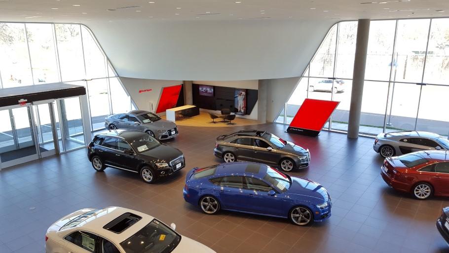 Kinh nghiệm kinh doanh ô tô-Điều kiện mở Showroom Ô tô