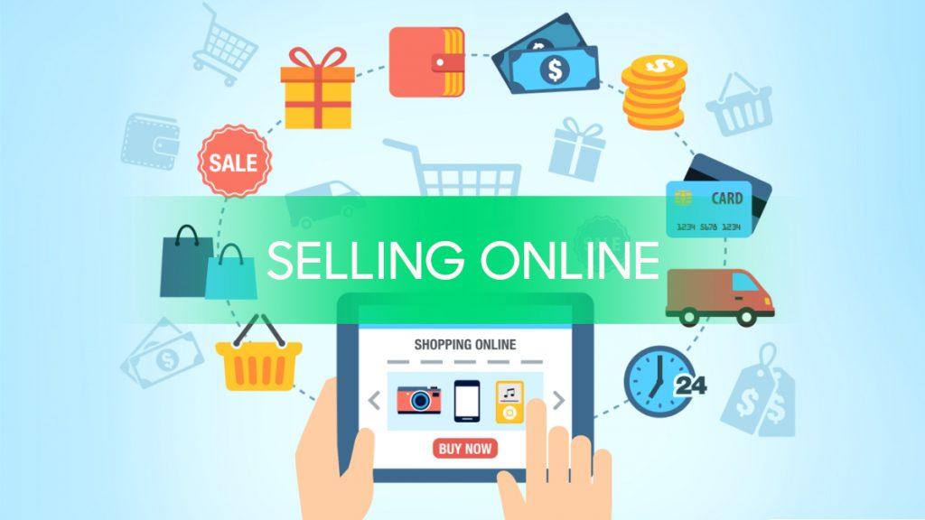 Các Bước giúp bạn hiểu nhanh chóng Cách thức bán hàng Online