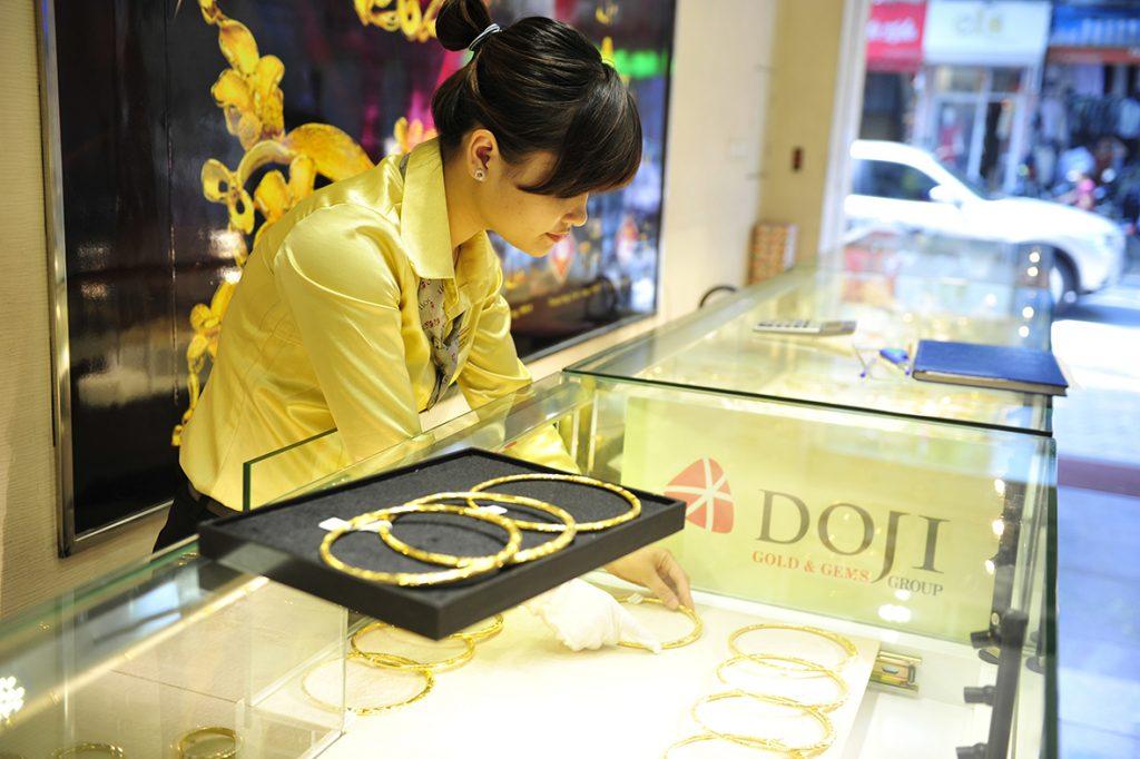 Học kinh nghiệm Mở tiệm Vàng bạc của người Trung Hoa