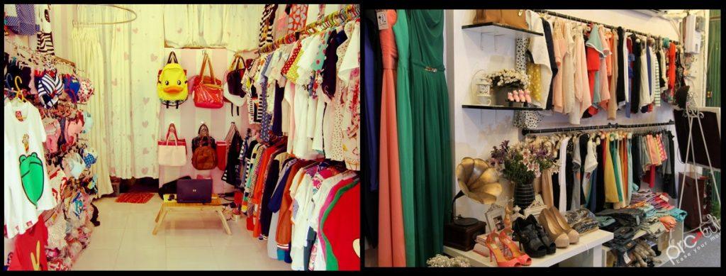 Kinh nghiệm bán quần áo ở Chợ (Các mánh bán với người mới)