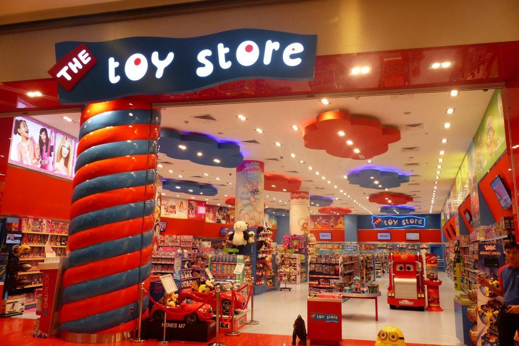 Tôi đã kinh doanh đồ chơi Trẻ em như thế-điểm nhấn thành công của tôi là gì