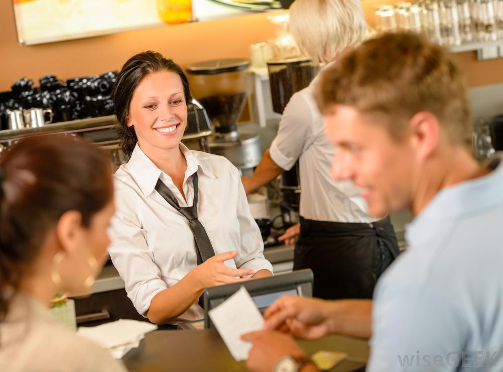 Hướng dẫn cách làm Thu ngân nhà hàng (làm những gì-giao tiếp ra sao)