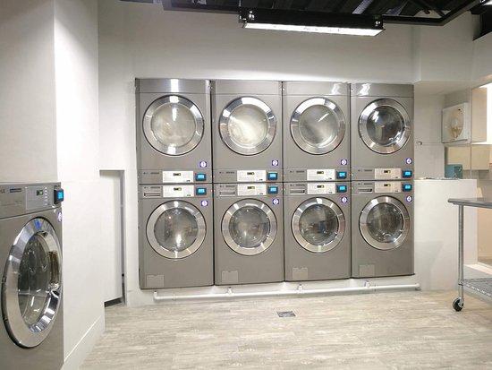 Hướng dẫn Mở tiệm giặt là nhỏ ở Thành phố và Nông thôn