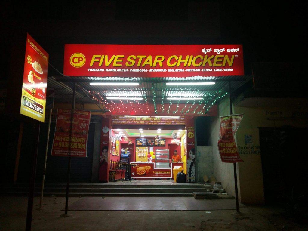 Kinh nghiệm Mở quán Gà rán Five Star ( Kinh doanh Gà rán gà quay)