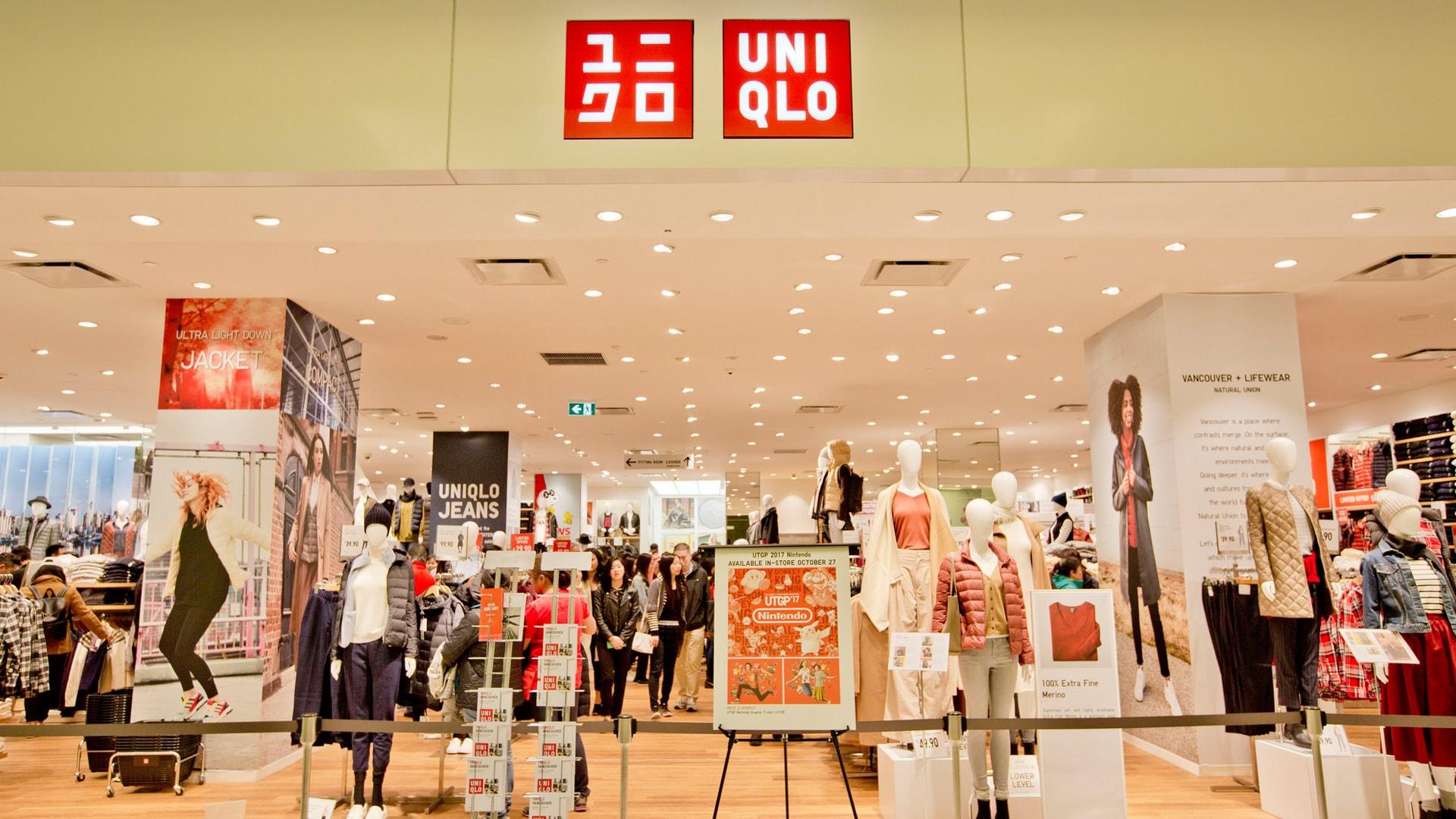Kinh nghiệm Mở shop kinh doanh hàng Nhật từ Uniqlo