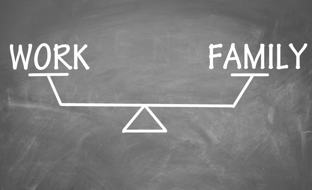 Làm gì để cân bằng giữa gia đình và công việc (cái nào quan trọng hơn)