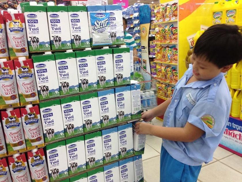 Mở cửa hàng Sữa Vinamilk bao nhiêu vốn ( Kinh nghiệm mở những gì)