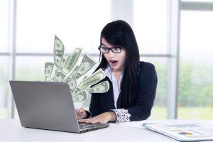 Những công việc làm thêm online tại nhà bán thời gian cho người Văn phòng