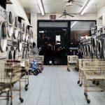 Phương án mở tiệm cửa hàng Giặt đồ giặt ủi giặt là quần áo (Đông khách)