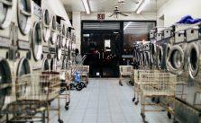 Phương án mở tiệm cửa hàng Giặt đồ giặt ủi giặt là quần áo(Đông khách)