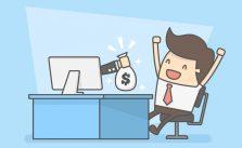 Tôi muốn làm giàu Online trên mạng thì có cách nào uy tín