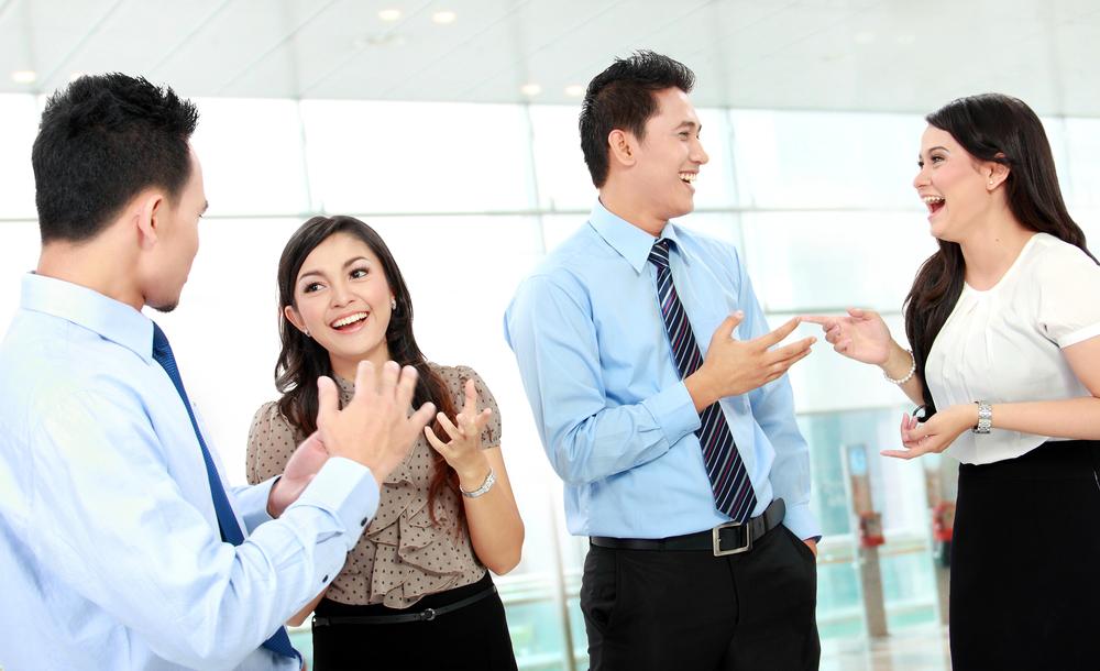 Cách nói chuyện quan tâm và lấy lòng với Sếp Nam (Sếp Nữ)