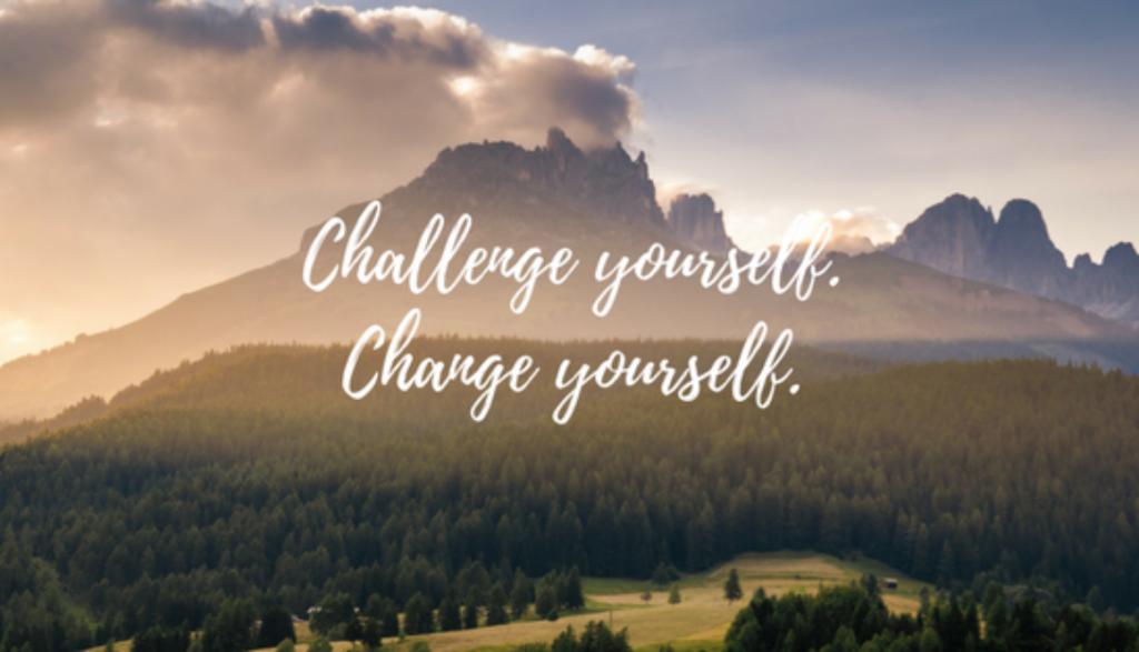 Kế hoạch thử thách và Lộ trình thay đổi bản thân sát sườn thực tế